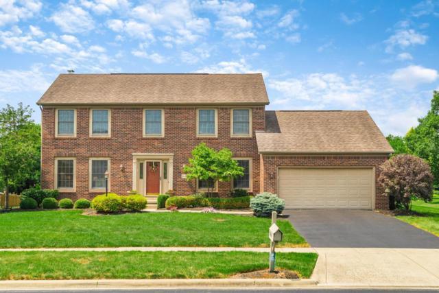 5693 Burnett Drive N, Galena, OH 43021 (MLS #218028667) :: Berkshire Hathaway HomeServices Crager Tobin Real Estate