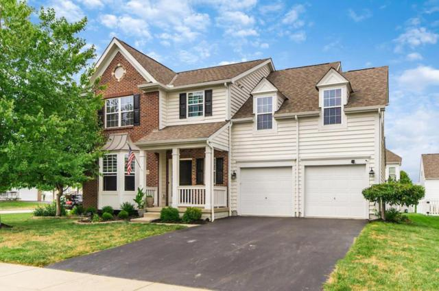 1478 Carnoustie Circle, Grove City, OH 43123 (MLS #218028806) :: Berkshire Hathaway HomeServices Crager Tobin Real Estate