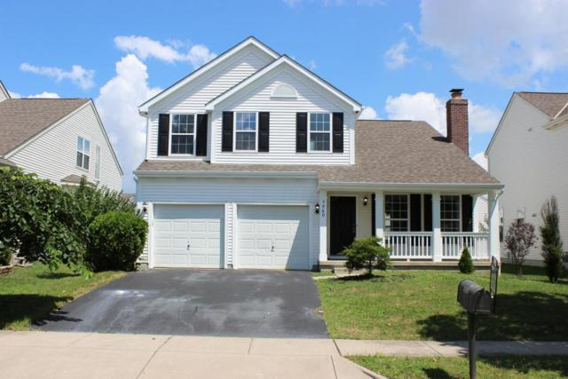 5960 Wilderness Drive, New Albany, OH 43054 (MLS #218028925) :: Exp Realty
