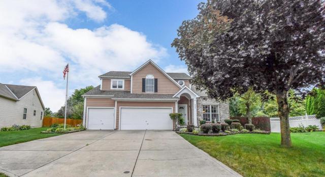 8829 Lobelia Court, Reynoldsburg, OH 43068 (MLS #218028961) :: Berkshire Hathaway HomeServices Crager Tobin Real Estate