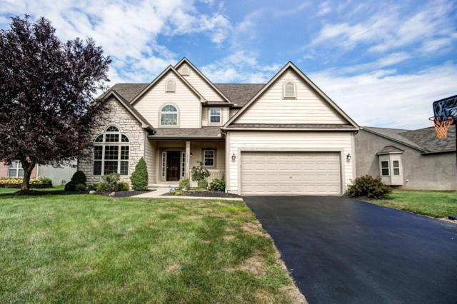 7317 Claddaugh Lane, Dublin, OH 43016 (MLS #218029027) :: Berkshire Hathaway HomeServices Crager Tobin Real Estate