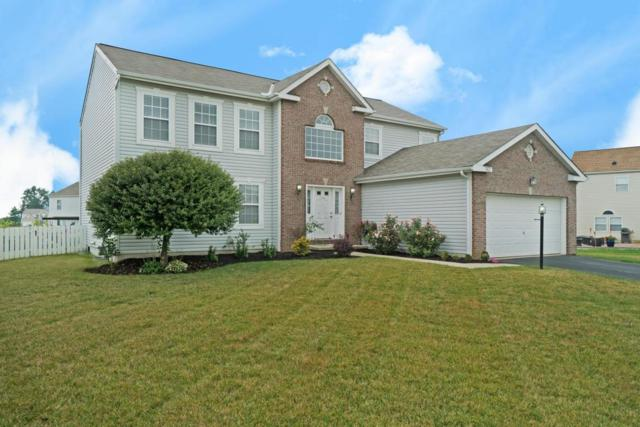 142 Parkdale Drive, Johnstown, OH 43031 (MLS #218029067) :: The Raines Group