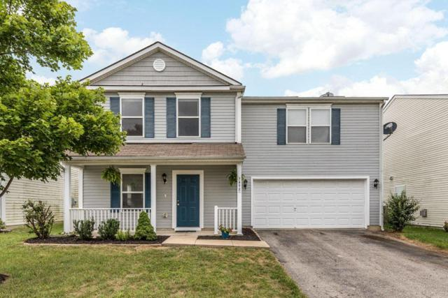 7498 Canal Highlands Boulevard, Canal Winchester, OH 43110 (MLS #218029190) :: Susanne Casey & Associates