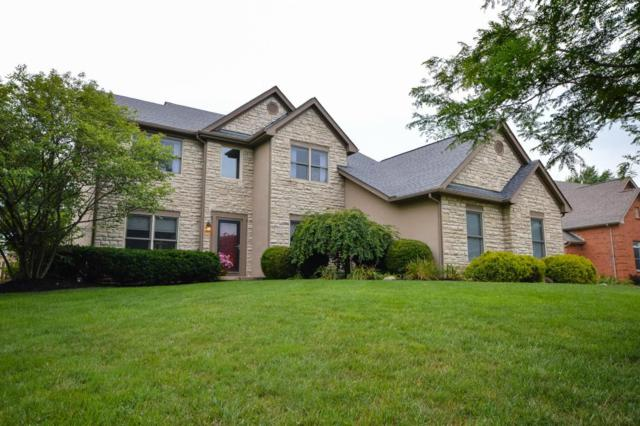 5482 Sandy Drive, Lewis Center, OH 43035 (MLS #218029192) :: Berkshire Hathaway HomeServices Crager Tobin Real Estate