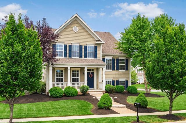 1266 Harran Avenue, Columbus, OH 43235 (MLS #218029210) :: Berkshire Hathaway HomeServices Crager Tobin Real Estate