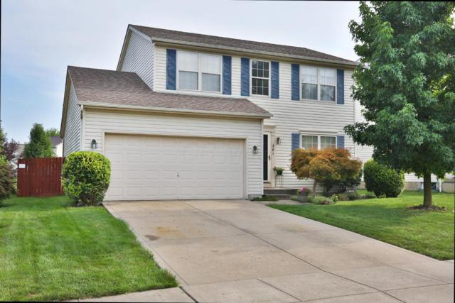 381 Grandlin Park Drive, Blacklick, OH 43004 (MLS #218029292) :: Berkshire Hathaway HomeServices Crager Tobin Real Estate