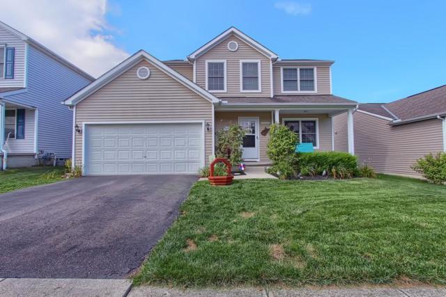 867 Salinger Drive, Lithopolis, OH 43136 (MLS #218029346) :: Berkshire Hathaway HomeServices Crager Tobin Real Estate