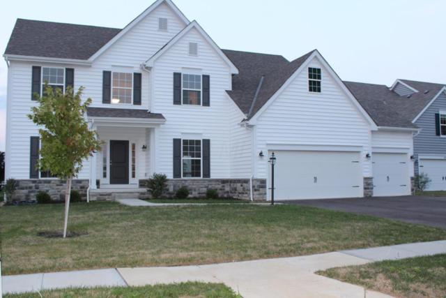 4126 Freesia Drive, Powell, OH 43065 (MLS #218029402) :: Susanne Casey & Associates