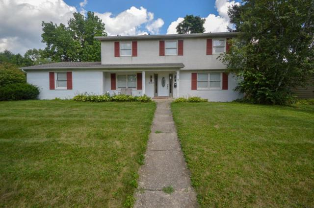 4124 Longhill Road, Upper Arlington, OH 43220 (MLS #218029493) :: Berkshire Hathaway HomeServices Crager Tobin Real Estate
