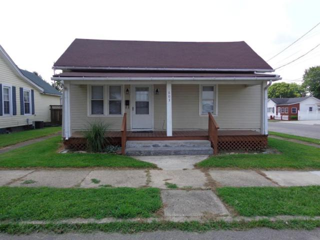 603 E Mound Street, Circleville, OH 43113 (MLS #218029593) :: The Mike Laemmle Team Realty