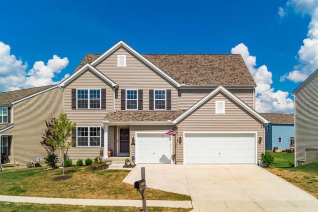 900 Salinger Drive, Lithopolis, OH 43136 (MLS #218029650) :: Berkshire Hathaway HomeServices Crager Tobin Real Estate