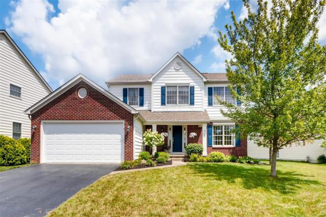 4736 Albany Park Drive, New Albany, OH 43054 (MLS #218029742) :: The Mike Laemmle Team Realty
