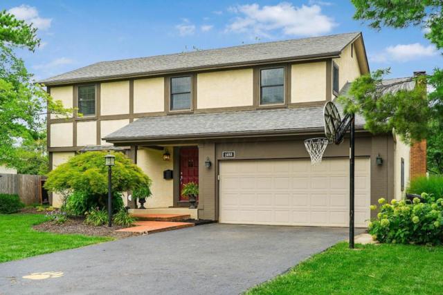 1488 Ardwick Road, Columbus, OH 43220 (MLS #218029827) :: Berkshire Hathaway HomeServices Crager Tobin Real Estate