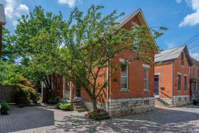 757 Macon Alley, Columbus, OH 43206 (MLS #218029841) :: Shannon Grimm & Partners