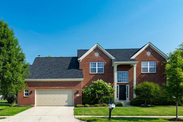 6180 Clover Place, Hilliard, OH 43026 (MLS #218029967) :: Berkshire Hathaway HomeServices Crager Tobin Real Estate