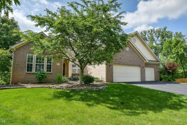 297 Halverston Road, Powell, OH 43065 (MLS #218029988) :: Shannon Grimm & Partners