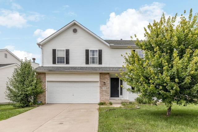 393 Grandlin Park Drive, Blacklick, OH 43004 (MLS #218029999) :: Berkshire Hathaway HomeServices Crager Tobin Real Estate