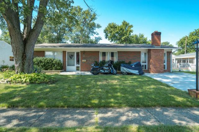 143 Empire Drive, Gahanna, OH 43230 (MLS #218030057) :: Berkshire Hathaway HomeServices Crager Tobin Real Estate