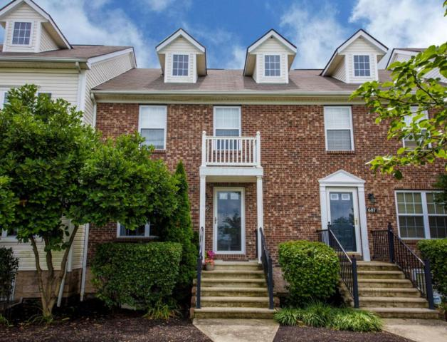 689 Lazelle Road, Westerville, OH 43081 (MLS #218030080) :: Berkshire Hathaway HomeServices Crager Tobin Real Estate