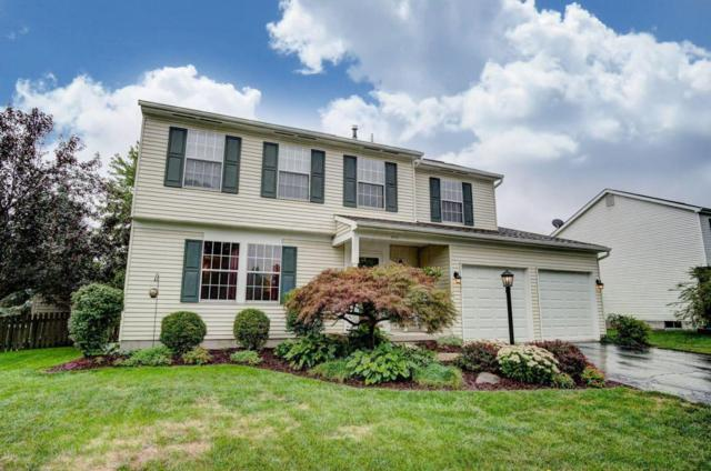 4901 Arbormont Road, Hilliard, OH 43026 (MLS #218030109) :: Keller Williams Excel