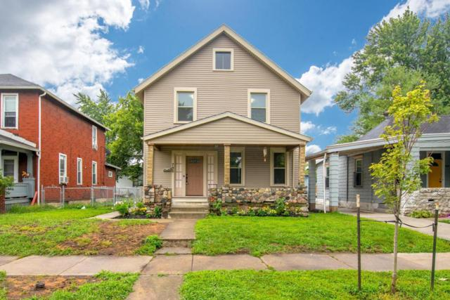 795 W Rich Street, Columbus, OH 43222 (MLS #218030147) :: The Columbus Home Team