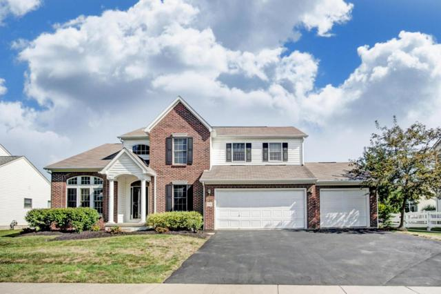 5742 Laura Lane, Hilliard, OH 43026 (MLS #218030184) :: Berkshire Hathaway HomeServices Crager Tobin Real Estate