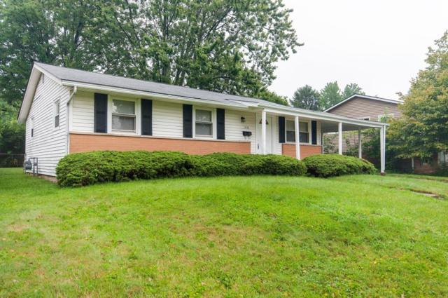 1414 Burnley Square S, Columbus, OH 43229 (MLS #218030197) :: RE/MAX ONE