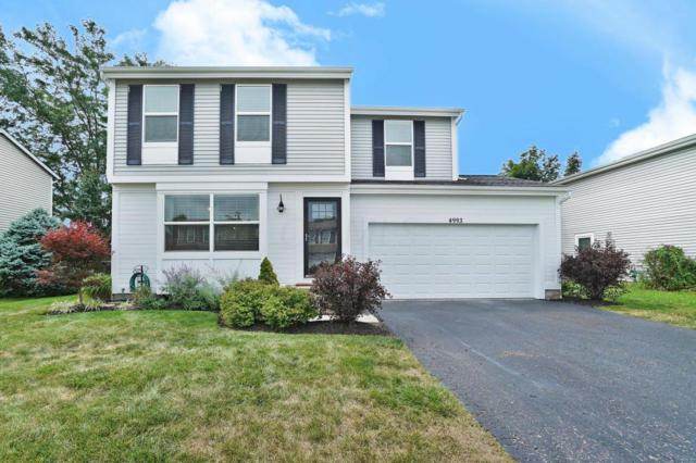 4993 Crockett Drive, Hilliard, OH 43026 (MLS #218030430) :: The Mike Laemmle Team Realty