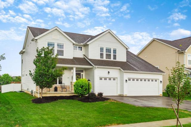 124 Balsam Drive, Pickerington, OH 43147 (MLS #218030441) :: Berkshire Hathaway HomeServices Crager Tobin Real Estate