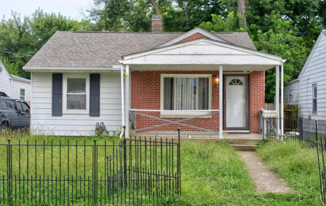 3663 Harding Drive, Columbus, OH 43228 (MLS #218030449) :: The Mike Laemmle Team Realty