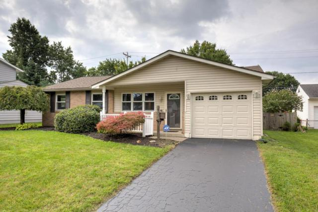 3623 Manila Drive, Westerville, OH 43081 (MLS #218030470) :: Berkshire Hathaway HomeServices Crager Tobin Real Estate