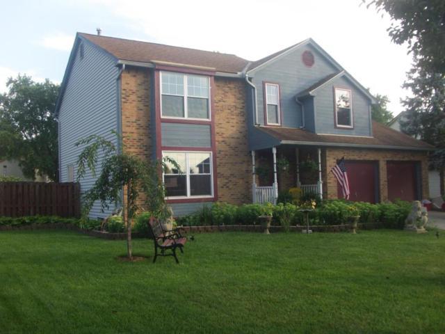 507 Beaverbrook Drive, Gahanna, OH 43230 (MLS #218030596) :: Signature Real Estate