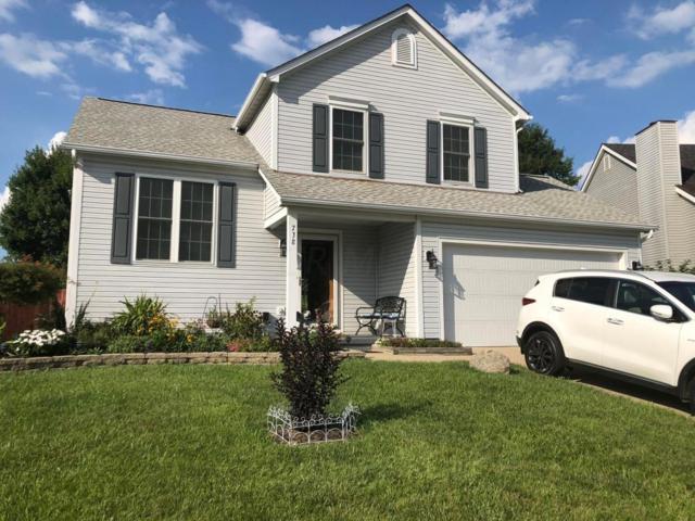 738 Tricolor Drive, Reynoldsburg, OH 43068 (MLS #218030634) :: e-Merge Real Estate