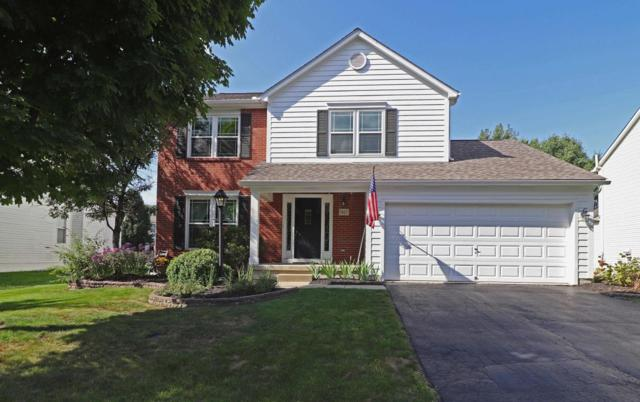7627 Benderson Drive, Westerville, OH 43082 (MLS #218030661) :: Berkshire Hathaway HomeServices Crager Tobin Real Estate