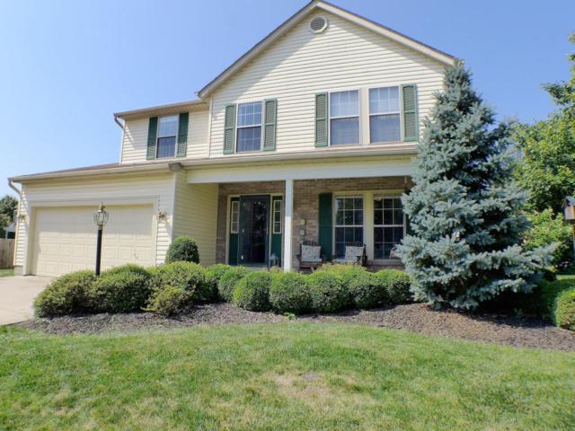 450 Big Bark Court, Pickerington, OH 43147 (MLS #218030716) :: Signature Real Estate