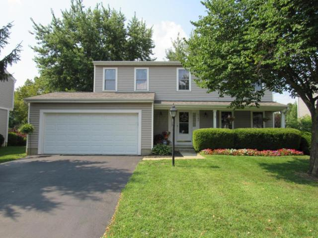 5184 Frisco Drive, Hilliard, OH 43026 (MLS #218030812) :: The Mike Laemmle Team Realty