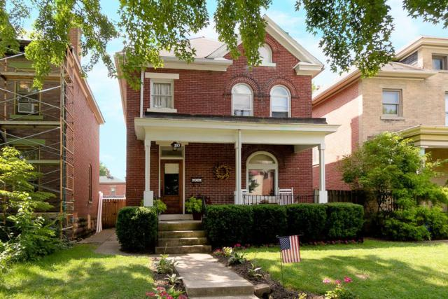 317 Tappan Street, Columbus, OH 43201 (MLS #218030828) :: Berkshire Hathaway HomeServices Crager Tobin Real Estate