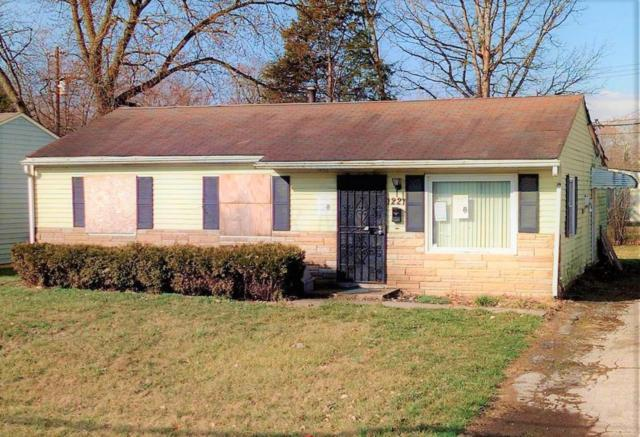 1221 Brentnell Avenue, Columbus, OH 43219 (MLS #218030874) :: Berkshire Hathaway HomeServices Crager Tobin Real Estate