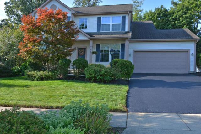 641 Canteridge Drive, Pickerington, OH 43147 (MLS #218030884) :: Signature Real Estate