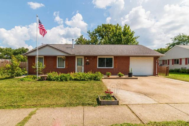 338 Lincolnshire Road, Columbus, OH 43230 (MLS #218030945) :: Berkshire Hathaway HomeServices Crager Tobin Real Estate