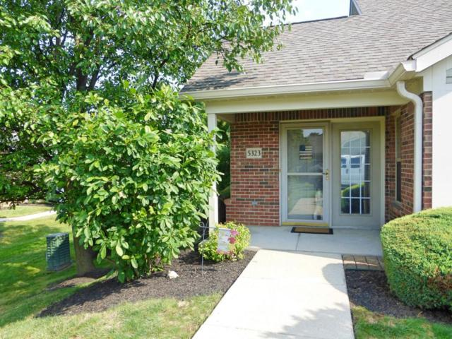 5323 Ruth Amy Avenue, Westerville, OH 43081 (MLS #218030958) :: Signature Real Estate