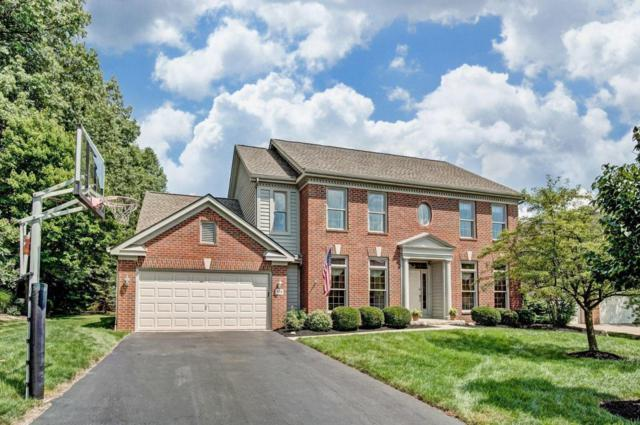 458 Wooten Court S, Powell, OH 43065 (MLS #218030970) :: Berkshire Hathaway HomeServices Crager Tobin Real Estate
