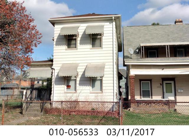 1318 Courtland Avenue, Columbus, OH 43201 (MLS #218031017) :: Signature Real Estate