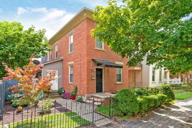 377 Stewart Avenue, Columbus, OH 43206 (MLS #218031047) :: The Mike Laemmle Team Realty