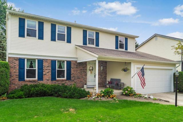 1828 Birchfield Court, Powell, OH 43065 (MLS #218031096) :: Signature Real Estate