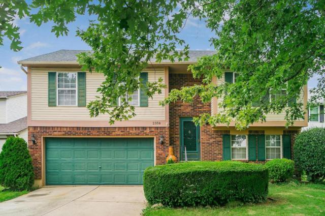 2358 Walborn Drive, Hilliard, OH 43026 (MLS #218031149) :: Signature Real Estate