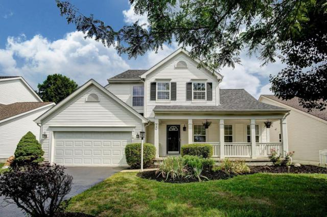 545 Streamwater Drive, Blacklick, OH 43004 (MLS #218031166) :: Shannon Grimm & Partners