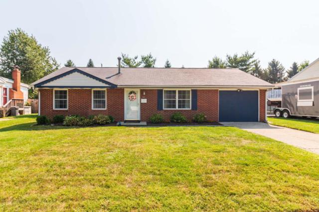 186 Imperial Drive, Gahanna, OH 43230 (MLS #218031230) :: Berkshire Hathaway HomeServices Crager Tobin Real Estate