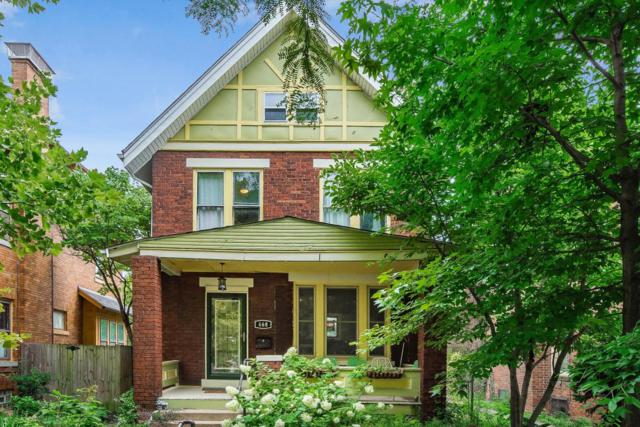 668 Wilson Avenue, Columbus, OH 43205 (MLS #218031334) :: Brenner Property Group | KW Capital Partners