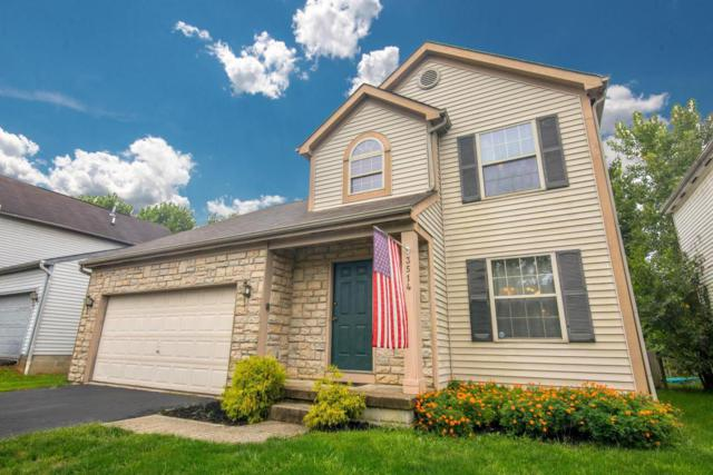 3514 Blendon Bend Way, Columbus, OH 43231 (MLS #218031345) :: The Clark Group @ ERA Real Solutions Realty